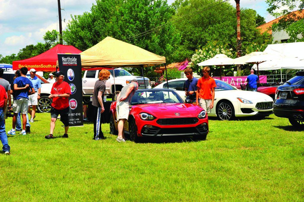 Rd EDITION Houston Exotic Auto Festival - Exotic car show houston